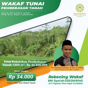 Wakaf 34000-01
