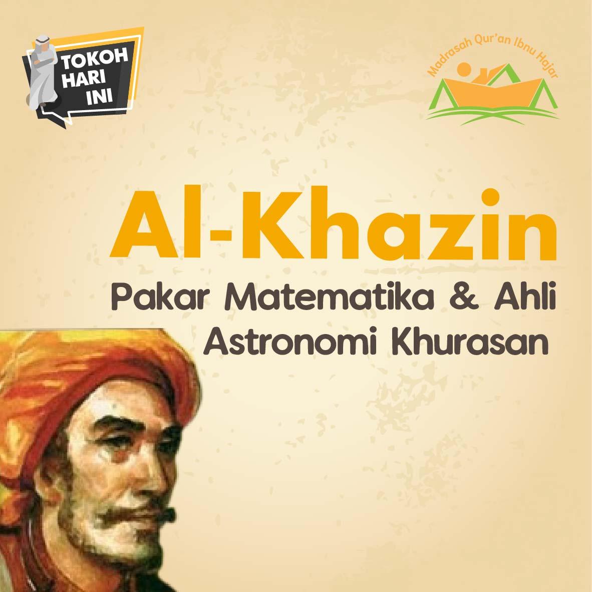 Al-Khazin Pakar Matematika Muslim
